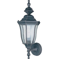 Maxim Lighting Madrona 1 Light Outdoor Wall Mount in Rust Patina 1012RP