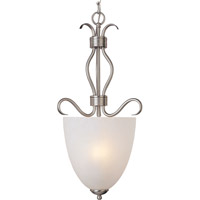 Basix 4 Light 17 inch Satin Nickel Pendant Ceiling Light