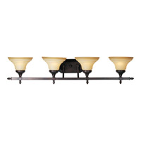 Maxim Lighting South Bend 4 Light Bath Light in Oil Rubbed Bronze 10159WSOI