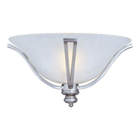 Maxim Lighting Madera 1 Light Wall Sconce in Satin Silver 10179ICSS photo thumbnail