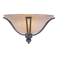 Maxim Lighting Madera 1 Light Wall Sconce in Oil Rubbed Bronze 10179WSOI