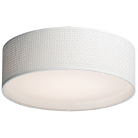 Maxim 10220WW Prime LED 16 inch Flush Mount Ceiling Light