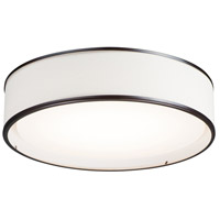 Maxim 10223OMOI Prime LED 20 inch Oil Rubbed Bronze Flush Mount Ceiling Light
