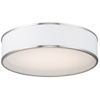 Prime LED 20 inch Satin Nickel Flush Mount Ceiling Light