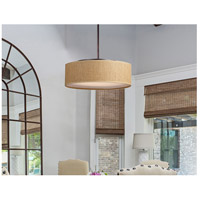 Prime LED 16 inch Oil Rubbed Bronze Single Pendant Ceiling Light