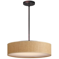 Maxim 10226GCOI Prime LED 20 inch Oil Rubbed Bronze Single Pendant Ceiling Light