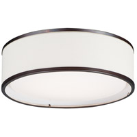 Prime LED 16 inch Oil Rubbed Bronze Flush Mount Ceiling Light