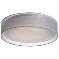 Maxim 10232WO Prime LED 20 inch Flush Mount Ceiling Light