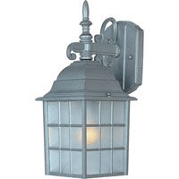 Maxim Lighting North Church 1 Light Outdoor Wall Mount in Pewter 1051PE