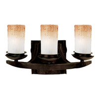 Maxim Lighting Notre Dame 3 Light Bath Vanity in Oil Rubbed Bronze 10972WSOI photo thumbnail