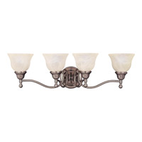 Soho 4 Light 31 inch Satin Nickel Bath Light Wall Light