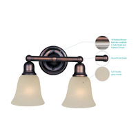 Maxim 11087SVOI Bel Air 2 Light 16 inch Oil Rubbed Bronze Bath Light Wall Light alternative photo thumbnail