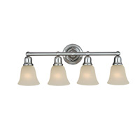 Bel Air 4 Light 31 inch Satin Nickel Bath Light Wall Light