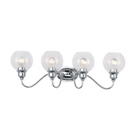 Maxim Glass Ballord Bathroom Vanity Lights