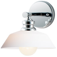 Maxim 11191SWPC Willowbrook 1 Light 9 inch Polished Chrome Wall Sconce Wall Light