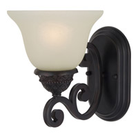 Maxim Lighting Symphony 1 Light Wall Sconce in Oil Rubbed Bronze 11230SVOI