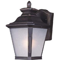 Maxim Lighting Knoxville 1 Light Outdoor Wall Lantern in Bronze 1123FSBZ