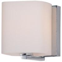 Maxim 11251SWPC Wrap 1 Light 5 inch Polished Chrome Bath Vanity Wall Light