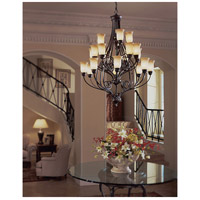Maxim Lighting Bolero 20 Light Multi-Tier Chandelier in Oil Rubbed Bronze 11297WSOI photo thumbnail
