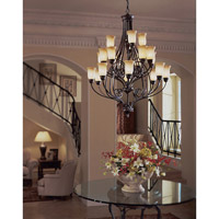 Maxim Lighting Bolero 20 Light Multi-Tier Chandelier in Oil Rubbed Bronze 11297WSOI alternative photo thumbnail