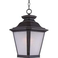 Maxim 1129FSBZ Knoxville 1 Light 11 inch Bronze Outdoor Hanging Lantern