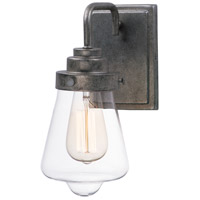 Cape Cod 1 Light 6 inch Weathered Zinc Wall Sconce Wall Light