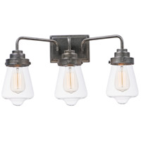 Steel Zinc Bathroom Vanity Lights