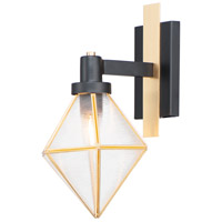 Brass Aluminum Bathroom Vanity Lights