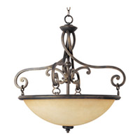 Maxim Lighting Portello 3 Light Pendant in Mahogany 11743WSMA photo thumbnail