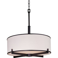Maxim 12053WTOI Nexus 4 Light 22 inch Oil Rubbed Bronze Pendant Ceiling Light