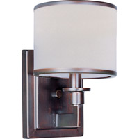 Maxim Lighting Nexus 1 Light Wall Sconce in Oil Rubbed Bronze 12059WTOI
