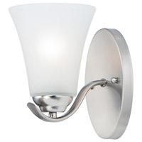 Maxim 12081FTSN Vital 1 Light 6 inch Satin Nickel Bath Vanity Wall Light