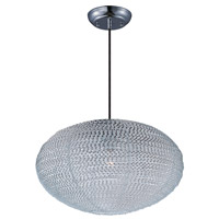 Maxim Lighting Twisp 1 Light Pendant in Polished Chrome 12191PC