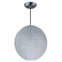 Maxim Lighting Twisp 1 Light Pendant in Polished Chrome 12194PC