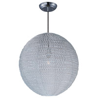 Maxim Lighting Twisp 1 Light Pendant in Polished Chrome 12195PC