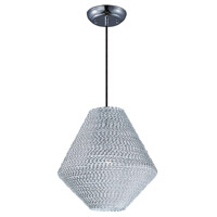 Maxim Lighting Twisp 1 Light Pendant in Polished Chrome 12197PC