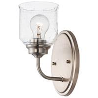 Maxim 12261CDSN Acadia 1 Light 5 inch Satin Nickel Wall Sconce Wall Light