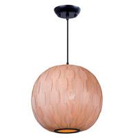 Maxim 12405UDBK Norwood 1 Light 16 inch Black Pendant Ceiling Light