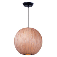 Maxim 12406UDBK Norwood 1 Light 20 inch Black Pendant Ceiling Light