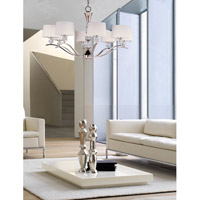 Maxim Lighting Rondo 8 Light Multi-Tier Chandelier in Polished Nickel 12758WTPN alternative photo thumbnail