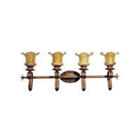 Maxim Lighting Lakewood 4 Light Bath Light in Windsor Bronze 13160TSWB