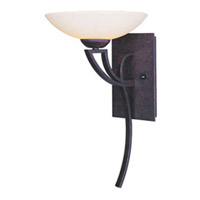 Maxim Lighting Ashford 1 Light Wall Sconce in Burnish Texture 13609SWBT photo thumbnail