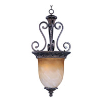 Maxim Lighting Portofino 2 Light Pendant in Oil Rubbed Bronze 20284VAOI