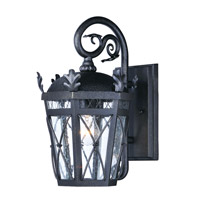 Maxim 20454CDAT Canterbury DC 1 Light 15 inch Artesian Bronze Outdoor Wall Sconce