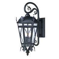 Maxim 20455CDAT Canterbury DC 3 Light 23 inch Artesian Bronze Outdoor Wall Sconce