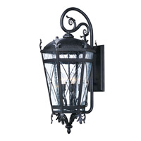 Maxim 20457CDAT Canterbury DC 5 Light 33 inch Artesian Bronze Outdoor Wall Sconce