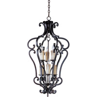 Richmond 6 Light 21 inch Colonial Umber Pendant Ceiling Light