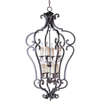 Maxim Lighting Richmond 8 Light Pendant in Colonial Umber 20744CU