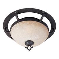 maxim lighting santa barbara trisyn outdoor wall mount in sienna