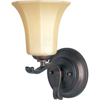 Maxim Lighting Chelsea 1 Light Wall Sconce in Weathered Russet 20888WSWR
